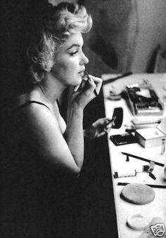 Marilyn + Maquillage