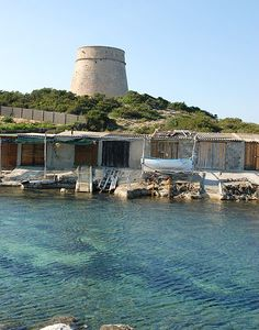 Parque natural de ses salines las salinas Ibiza Ibiza Formentera, Menorca, Beach Holiday, Holiday Travel, Beautiful Islands, Beautiful Places, Style Ibiza, Ibiza Island, Spanish Islands