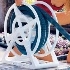 Swimming Pool Vacuum Hose Storage Reel 2015 Amazon Top Rated Pool