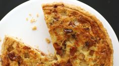 Whether it's for breakfast, brunch, or dinner, a rich and savory quiche can…