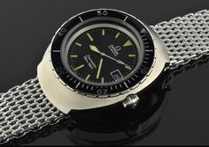 1971 OMEGA SEAMASTER dive watch.  Can Omega do nothing wrong?