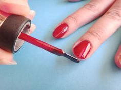 """My Foolproof Technique for Making Nail Polish Last Way Longer Than It Should. And no, it's not """"get a gel manicure."""""""