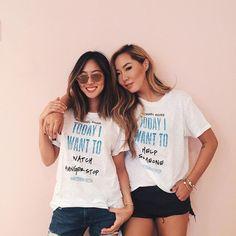 Aimee and Dani Song