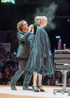 Top Hair 2018 - Patrick Cameron -powered by TOP HAIR- #tophairmesse #rockyourhead #tophair18 #jed_photodesign