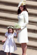 Kate Middleton, espectacular a un mes de dar a luz a su tercer hijo