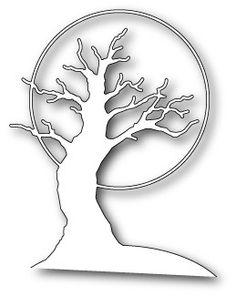 Memory Box Dies - Harvest Moon Tree