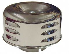 1947-1962 Chevy Chrome Air Cleaner For Carbs w/2-5/16