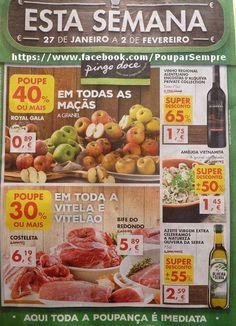 Antevisão Promoções Folheto Pingo Doce - de 27 de Janeiro a 2 de Fevereiro - Esta Semana