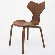 AJ 3130 - Grand Prix-stol - Møbler | Klassik.dk - Nordens største udvalg inden for danske møbelklassikere