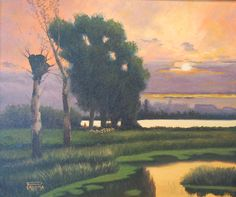 Joan Pauló - Paissatge Romàntic - Paisaje Romántico - Romantic Landscape