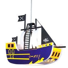 Candelabru pentru copii corabia piratilor KITA 15723 marca Globo