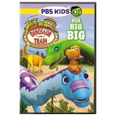 Dinosaur Train Dinosaur Big City/Dinosaurs A to Z Double ...