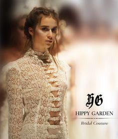 Hippy Garden Bridal Couture http://hippygarden.net/hippy-garden-bridal-couture-2014/?lang=hr  Showroom Masarykova 5 www.hippygarden.com  #fashion #brand #design #hippygarden #croatia #masarykova5 #bridalcouture #dress #gallery