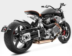 Confederate X132 Hellcat Speedster Features Drag Race Architecture with Innovative Engineering