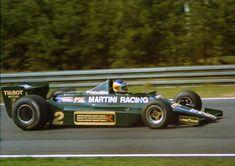 1979 GP Belgii (Carlos Reutemann) Lotus 79 - Ford