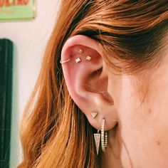 Betty's L.A. Constellation Piercings Are Way Too Cool For Riverdale+#refinery29