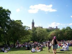 Things to do in Glasgow this summer!