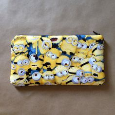 Premium  Pencil case made from Despicable Me by AlannaAccessories