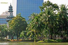 پارک Lumpini #تور_تایلند
