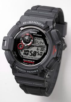 Soon to be my watch... The G-Shock Mudman GW-9300 (¥36,750.00)