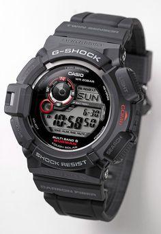 Soon to be my watch... The G-Shock Mudman GW-9300 (¥36,750.00)