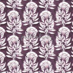 Minimal Morrisesque Floral