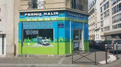 Permis Malin Paris 15 - Pte de Vanves : Location de véhicules double commande 32 Rue Chauvelot 75015 Paris    01.45.30.66.27