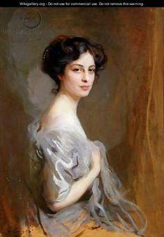 Lady Victoria Wemyss - Philip Alexius De Laszlo