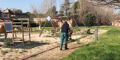 Il parco Faustinella di Latina Scalo riapre al pubblico