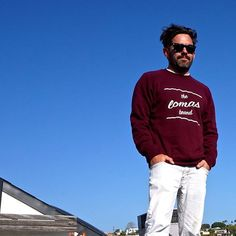 ~ Introducing The Collegiate~  If you know our crewnecks, well then... you know our crewnecks. Retro look but that same incredible cut and material.  In one of our new favorite colors... maroon.  Available now.  Link in bio . . . . . #thelomasbrand #community #sandiego #solanabeach  #encinitas #carlsbad #oceanside #northcountysd #surf #surfstyle #menswear #womenswear #style #fashion  #womensfashion #womensstyle #shopsmall #shoplocal #fashionista #smallbusiness #springcollection #crewneck…