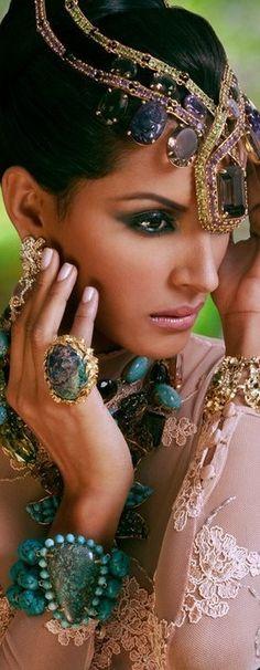 Indian Bride Modern !