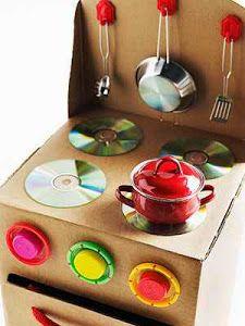 Juguetes caseros. Atento a estas imágenes tan inspiradoras para hacer juguetes handmade. ¡A los niños les encantarán!