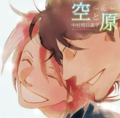 intothedust:  Sora to Hara drama CD cover release date: 26th October