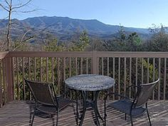Gatlinburg Cabin Rental: 'seclusion' Secluded Hot Tub Big Views In Gatlinburg, Upscale! | HomeAway