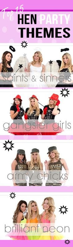 Hen Party Fancy Dress Themes                                                                                                                                                                                 More