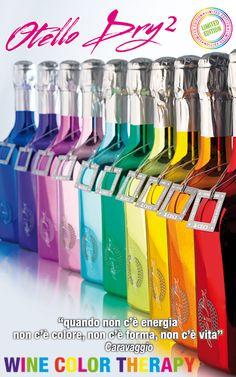 Otello Dry Wine Color Therapy Spumante