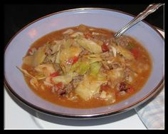 CABBAGE CREOLE   Sweet Southern Blue