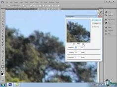 ▶ Photoshop CS6 Tutorial: Sharpening your Images - YouTube