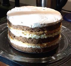 Pumpkin Pie Cake, inspired by Milk Bar
