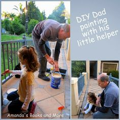 Father's Day, #DadBrags, DIY Dad ~ Amanda's Books and More
