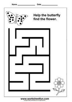 mazes and other stuff