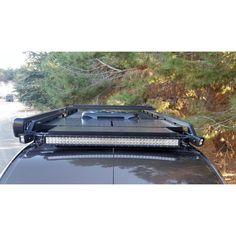 RB Components, sawtooth off road 4x4 sprinter-van, Custom roof rack
