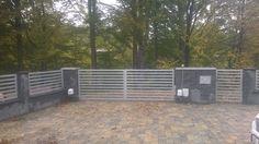 brány,ploty,kovové brány a ploty - Brány a ploty kovové