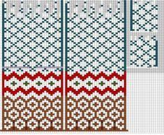Knitting With Karma: Freebie Friday - Annika Mittens