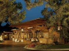 The Lodge at Torrey Pines - Right on THE golf course and built in California Craftsman style. Winner of many awards including Best of the West, Sunset Magazine, and # 1 hotel in San Diego, US News & World Report. 170 guest rooms.