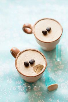 Coppa del nonno (Gelato al caffè) - Ricetta Coppa del nonno - coffee icecream