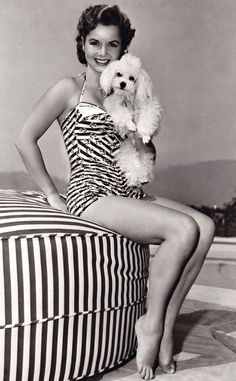 Debbie Reynolds <3 1950's