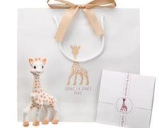 Sophiesticated: nieuwe cadeausets van Sophie de Giraf