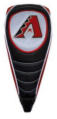 McArthur Sports MLB Shaft Gripper Golf Driver Headcover - Arizona Diamondbacks