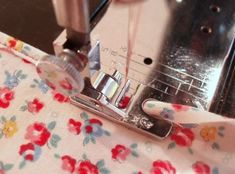 How to start using your sewing machine